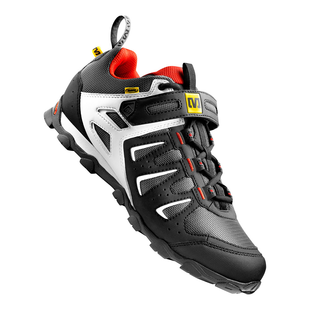 MAVIC Alpine 13 - Black/White/Bright Red